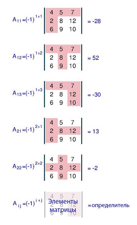 Умножение матриц онлайн с решением